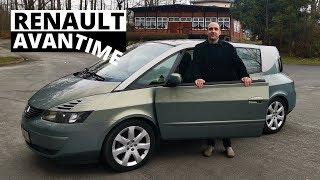 Renault Avantime - Arogancja Francja