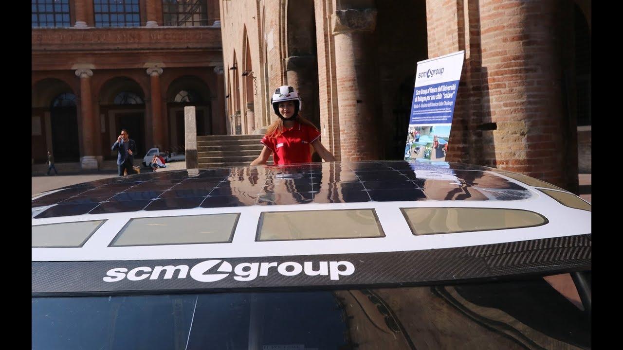 Icaro Tv. Rimini festeggia l'auto solare Emilia 4