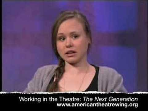 """Alison Pill from """"Mauritius"""""""