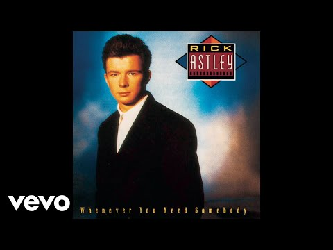 Rick Astley - When I Fall in Love (Audio)