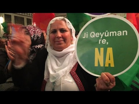 Turkey's pro-Kurdish party launches 'no' campaign for referendum