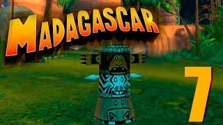 Полное Прохождение игры Мадагаскар 1 (уровень №7)