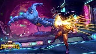 Marvel Contest of Champions Beast Spotlight