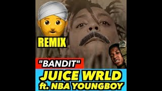 Juice WRLD - Bandit ft. NBA Youngboy (Indian Version)