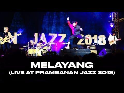 GIGI - Melayang (Live at Prambanan Jazz 2018)