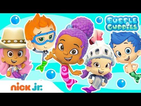 New Season Trailer + Meet Zooli! | Bubble Guppies | Nick Jr.