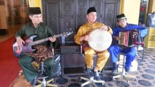 Music Melayu, Istana Maimoon Medan Indonesia.mp4