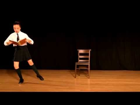 Naughty from Maltilda - The Musical - Katherine Tap Solo Performance