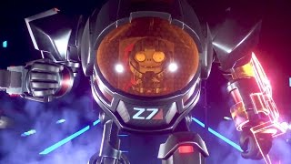 Plants vs Zombies Garden Warfare 2 - Trailer du Grass Effect Z7 Mech (FR)