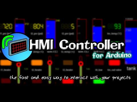 Hmi Controller For Arduino Apps On Google Play