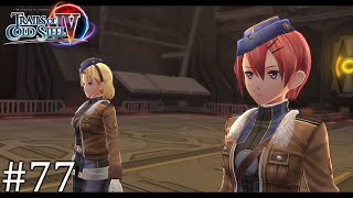 Invading The Gargantua - Trails of Cold Steel 4 Part 77 - No Commentary