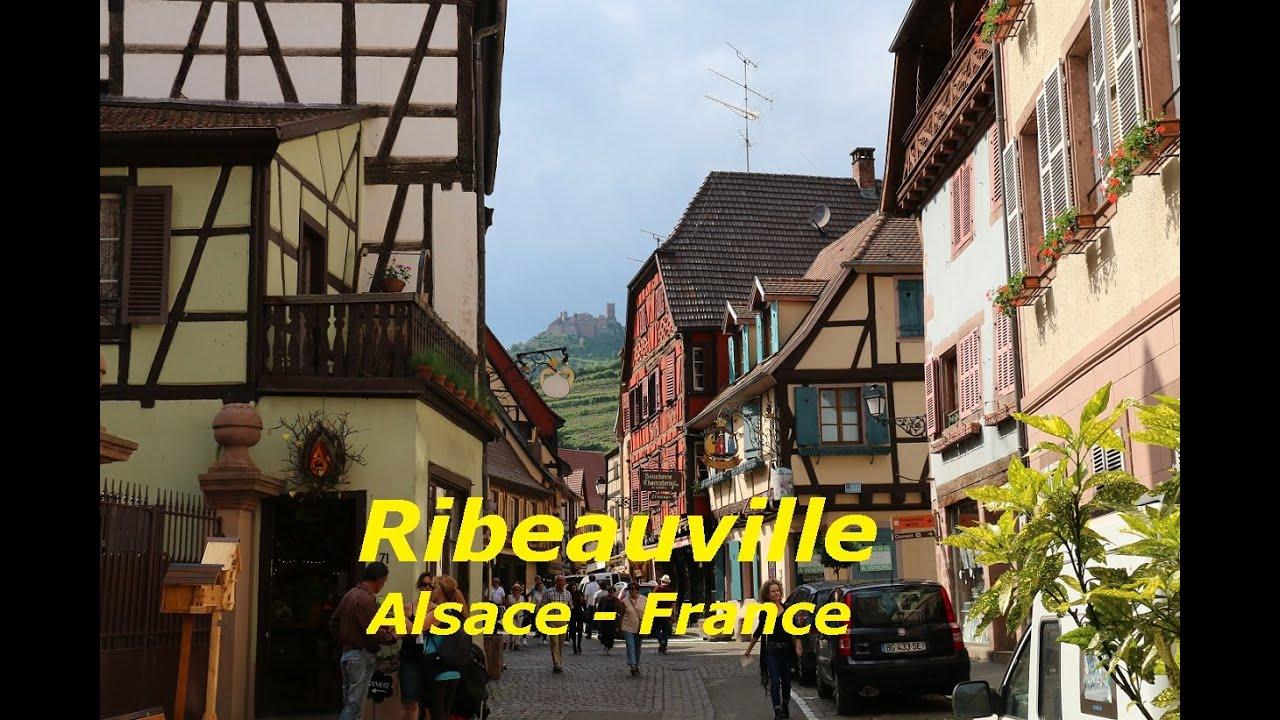 Ribeauville alsace elsa france 2016 youtube for Piscine de ribeauville