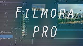 Filmora Pro Review!