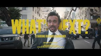 What's next starring Richard Hammond and LeasePlan!