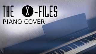 X-Files Theme [Piano Cover]
