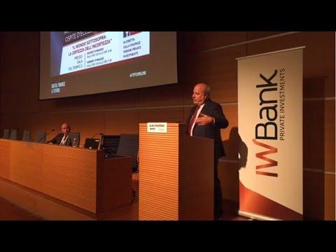 Alan Friedman, ospite IWBank Private Investments - ITForum 2017 Rimini 18/19 maggio