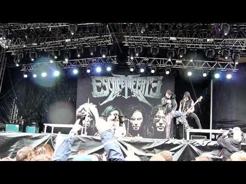Escape The Fate - Massacre, Live @ Metaltown 2011