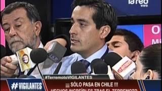 ¡Sólo pasa en Chile! Hechos increíbles tras el terremoto