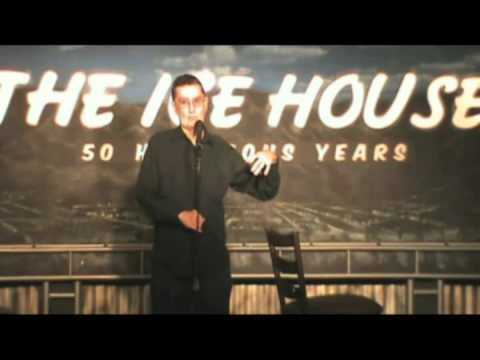 Stu Baker Comedy, Ice House, Pasadena, CA
