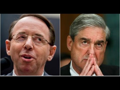 DIRTY DEEP STATE MUELLER AND ROSENSTEIN TRIED TO GET MANAFORT'S CASE THROWN OUT! WHY?