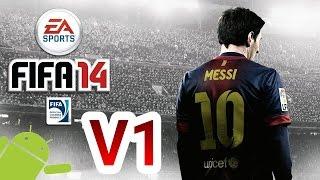 FIFA 14 Plantillas Actualizadas 16/17 V1 - Desbloqueado - Android