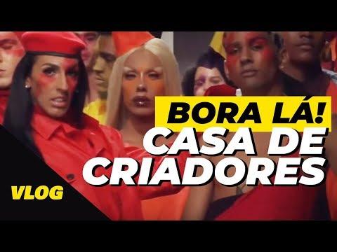 BORA LÁ: O EXÉRCITO INVADIU A PASSARELA DA CASA DE CRIADORES  PT 1