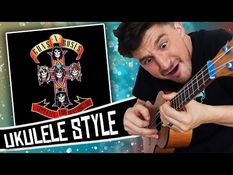 [ Guns N' Roses ] Appetite for Destruction – Full album on Ukulele!