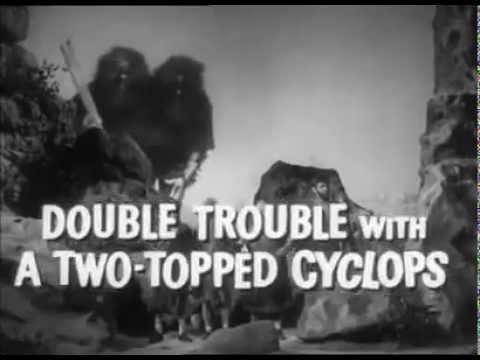 Trailer: Los Tres Chiflados Conocen a Hércules (1962)