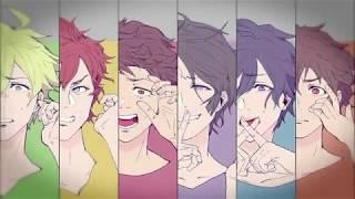 【大盛り合唱】エゴロック【男性6名】 |  EgoRock - Oomori Gasshou Nico Nico Chorus