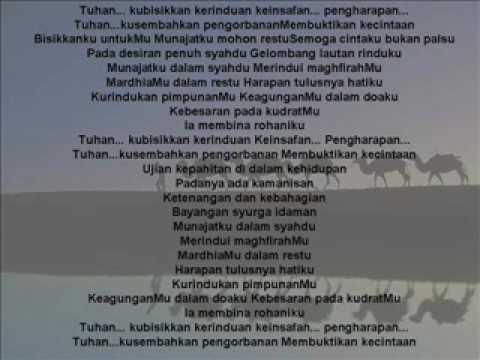 Playlist of MUNAJAT (with lyrics)   Melodlist   Online Songs