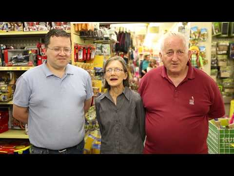 Pat, Kathleen and Frank Murphy interview for Grattan Square: A Social History of Dungarvan