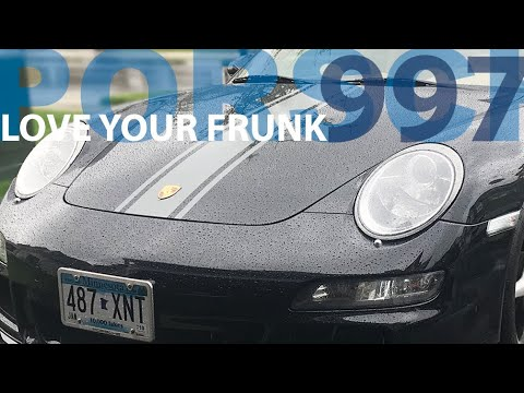 Love Your Frunk – Porsche 997 DIY Install Video