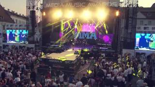 Alina Eremia - Cum se face - LIVE @ Media Music Awards 2014