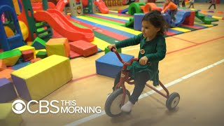 Updated federal guidelines for physical activity include kids