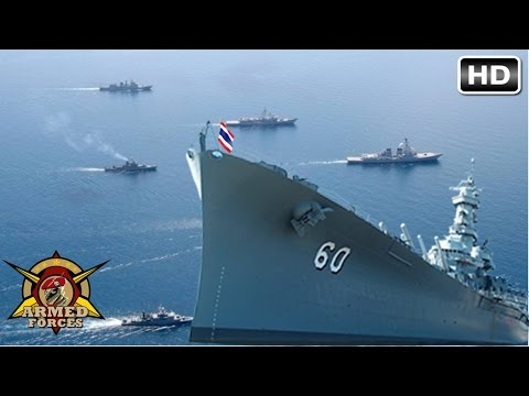 How Dangerous Is Royal Thai Navy? DEADLY Thailand Armed Forces In Action