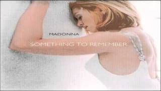 Madonna 09 - Something Remember