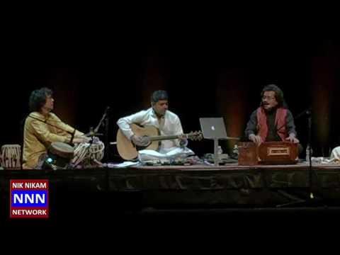 Zakir Hussain n Hariharan Houston Iaa Concert 2016 glimpses NNN