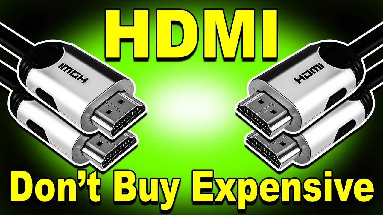 Buy Hdmi Don T Buy Expensive Hdmi Cable Hindi Kshitij Kumar