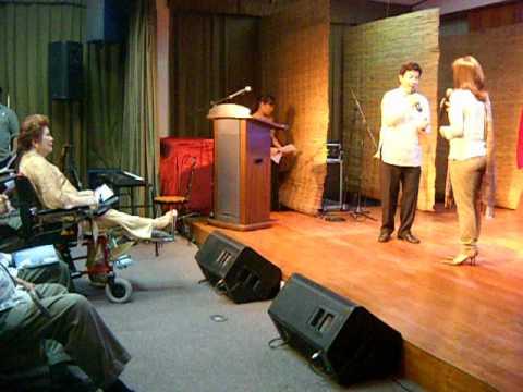 Lambingan - Cocoy Laurel and Iwi Laurel (Jose P. Laurel Book Launch at the NCCA)