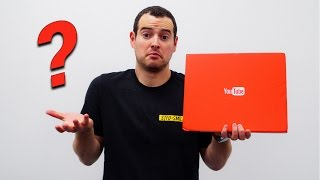 Mystery YouTube Unboxing by : TechnoBuffalo