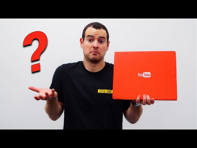 Mystery YouTube Unboxing