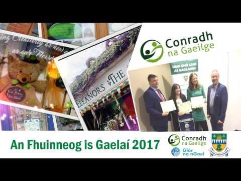 An Fhuinneog is Gaelaí 2017 - Seachtain na Gaeilge Co. Chiarraí