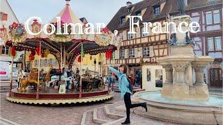 【Road trip - Europe Ep. 05】Colmar - Riquewihr - Kaysersberg | 怎麼會有個地方這麼童話世界?
