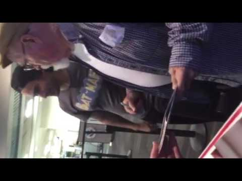 CHARLES CYPHERS Signing Autographs Team Derek
