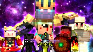 Nfinity War FULL AN MAT ON   Minecraft Animation  Noob And Brothers Series