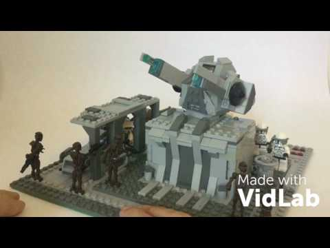 Lego StarWars Moc (Republic Outpost Defense//Custom)