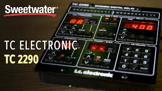 TC Electronic TC2290-DT Dynamic Delay Controller and Plug-in Review