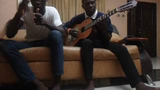 cover of orente by Shegs Adey and dstrings.