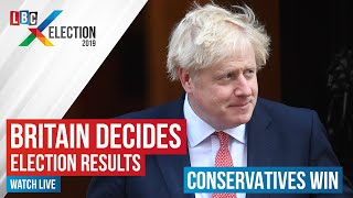 LBC Election 2019 - General Election Results Live | Britain Decides