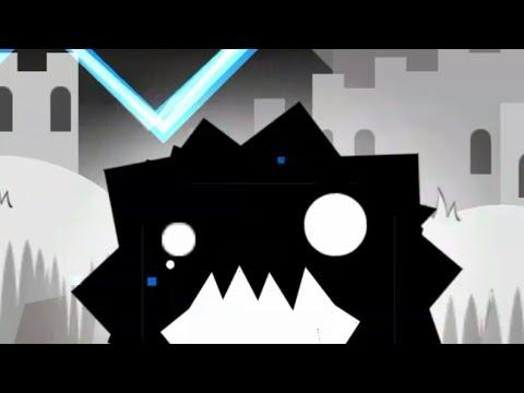 AMAZING ART! | Geometry Dash 2.1 : Blank Forest Reborn -  ScorchVx (Black Themed Level)